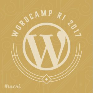 WordCamp RI 9/22/2017 9/23/2017